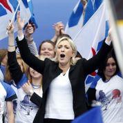 Le Pen veut être la «lumière» de la France