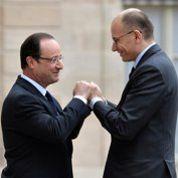 Hollande réconforté par son nouvel allié italien