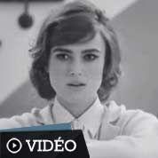 Keira Knightley en Coco Chanel pour Lagerfeld