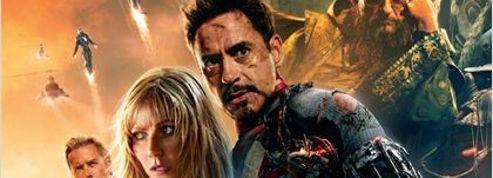 Iron Man 3 au sommet du box-office chinois