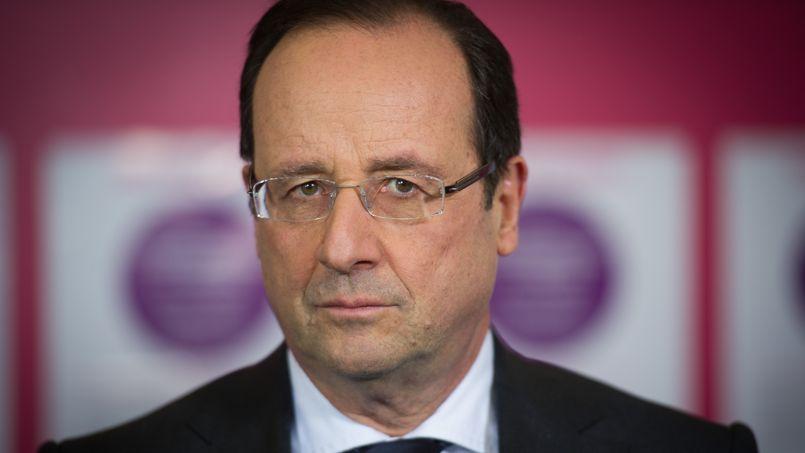 François Hollande n'est plus soutenu que par un tiers des sympathisants socialistes.