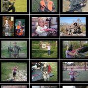 Un petit Américain tue sa sœur avec son fusil