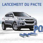 Hyundai assure contre la perte d'emploi