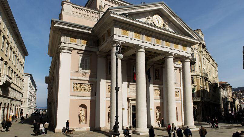 Trieste l 39 exquise m lancolie laura vanel coytte ce que for Architecture classique