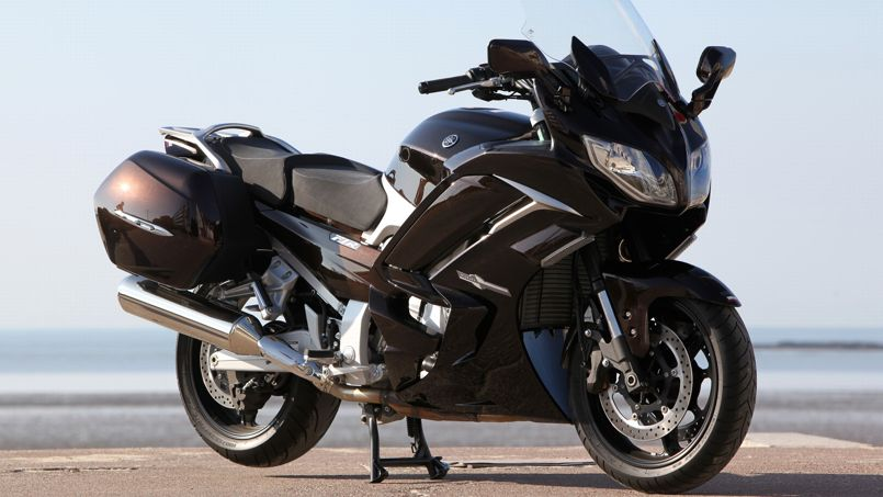 yamaha fjr 1300 as automatiquement v tre. Black Bedroom Furniture Sets. Home Design Ideas