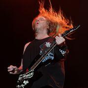 Jeff Hanneman, le guitariste de Slayer, est décédé