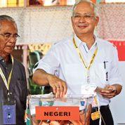 En Malaisie, le pouvoir gagne les élections