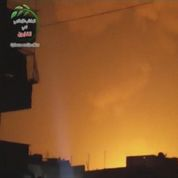 Israël frappe les environs de Damas