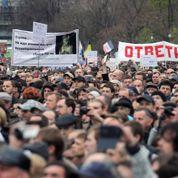 L'opposition à Poutine manifeste à Moscou