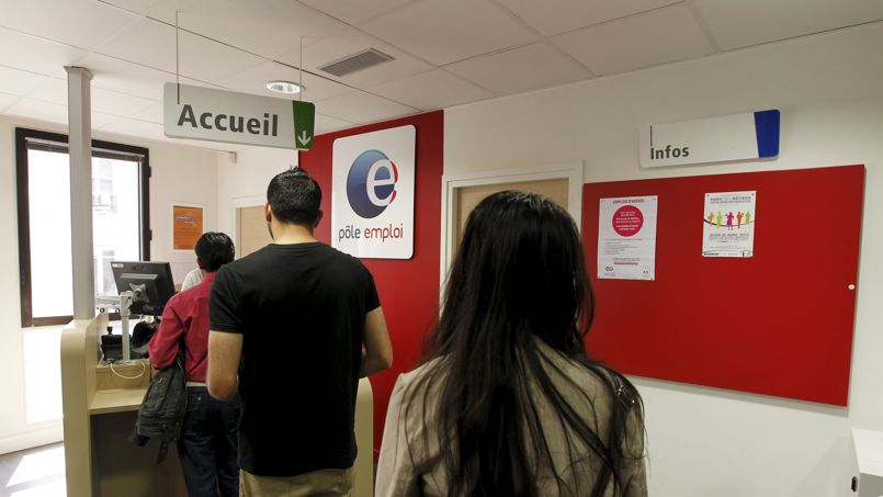 Les chômeurs en France en cinq portraits-robots