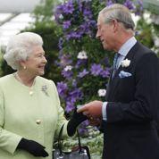 Le prince Charles prend du galon