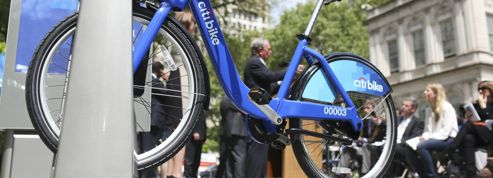 Les New-Yorkais se divisent sur les Citi Bike, inspirés des Vélib'