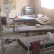 Syrie : les hôpitaux de fortune en danger