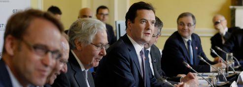 Le G7 mise sur les banques centrales pour sa relance