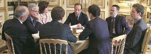 Le Pouvoir :Hollande, résident