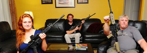 États-Unis : les armes font la loi