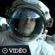 Gravity :Clooney et Bullock dans l'espace