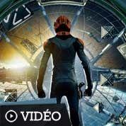 La Stratégie Ender , Hunger Games spatial ?