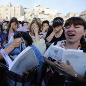 Mur des Lamentations: les femmes s'imposent