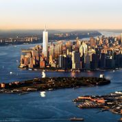 Le One World Trade Center à son apogée