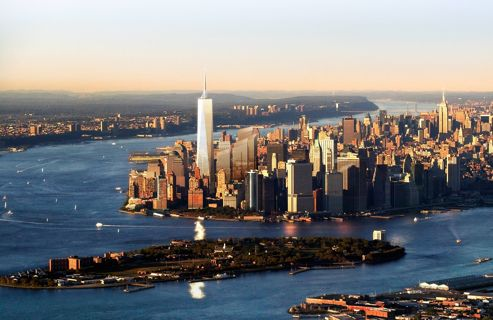 Le One World Trade Center <br/>au plus haut de sa forme