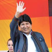 Augmentation forcée pour Evo Morales