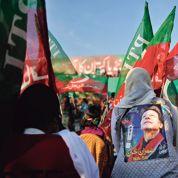 Imran Khan, opposant numéro un au Pakistan