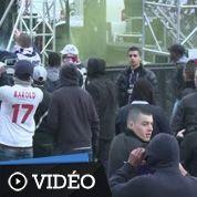 PSG : scènes de guérilla urbaine au Trocadéro