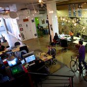 Les lieux de travail partagés, mieux que le domicile ou le bureau