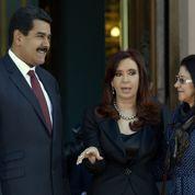 Questions sur la fortune des Kirchner