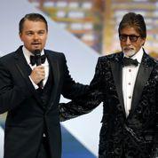 Cannes : DiCaprio donne le coup d'envoi