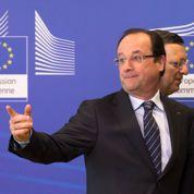 Récession : «Le pire est passé», assure Hollande