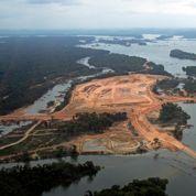 Mobilisation contre le barrage de Belo Monte