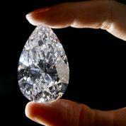 Un diamant à prix record pour Swatch