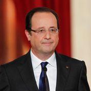 Hollande mise sur le retour de la confiance