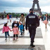Les touristes n'ont pas peur des casseurs