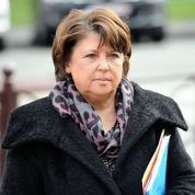 Amiante : Martine Aubry blanchie
