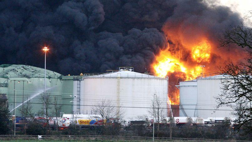 Ces accidents industriels qui pointent les failles for Airess incendie