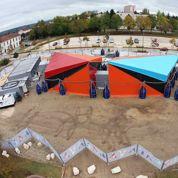 Le Centre Pompidou Mobile a vécu