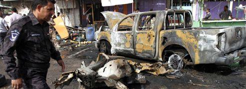 Vague sanglante d'attentats en Irak