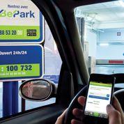 Le stationnement à la minute démarre à Paris