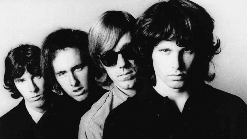 The Doors a v�cu une br�ve mais intense carri�re entre 1965 et 1973.