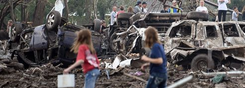 Une tornade géante fait plus de 91 morts dans l'Oklahoma