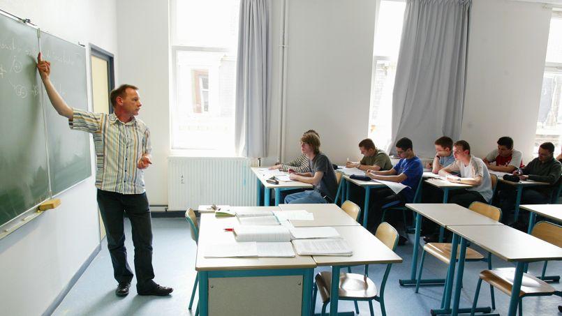 la Cour des compte préconise une plus grande implication des chefs d'établissement dans l'évaluation des enseignants.