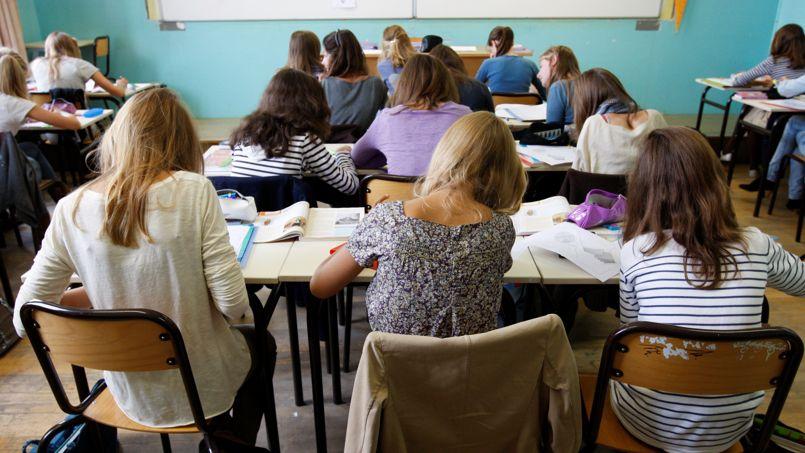 Le système français est un de ceux où le poids des origines socio-économiques des élèves pèse le plus sur les résultats scolaires.