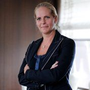 Ariane de Rothschild, la banquière