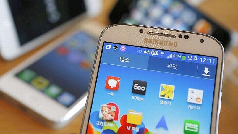Plus de 10 millions de Samsung Galaxy S4 vendus en un mois