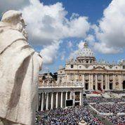 Rome démet un prêtre catholique franc-maçon