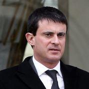 Valls veut interdire le «Printemps français»