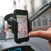 Google et Facebook s'intéressent à Waze